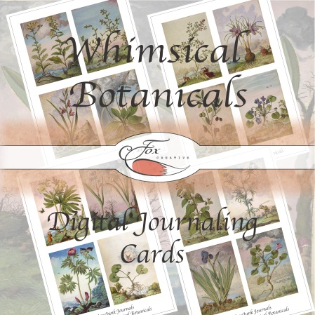 Whimsical Botanicals Title