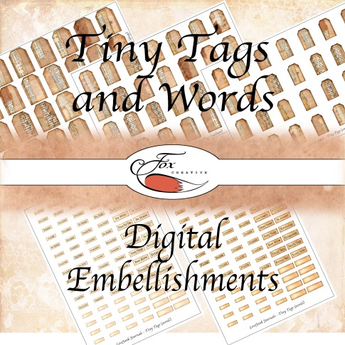 Tiny Tags Etsy Title